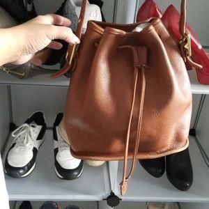 Vintage Leather Coach Crossbody/Shoulder